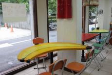 バナナテーブル